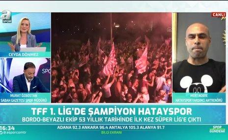Mert Nobre: Süper Lig'e hazırız