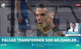 Radamel Falcao transferinde flaş gelişme!