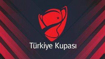 Ziraat Türkiye Kupası'nda şölen başladı