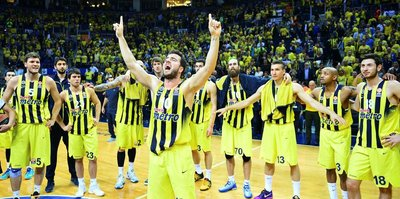 Basketbol Ligi'nde ilk finalist Fenerbahçe