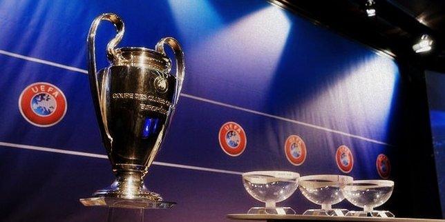 Beşiktaşın Şampiyonlar Ligindeki rakipleri