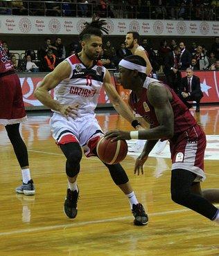 Gaziantep Basketbol: 96 - İTÜ Basket: 94