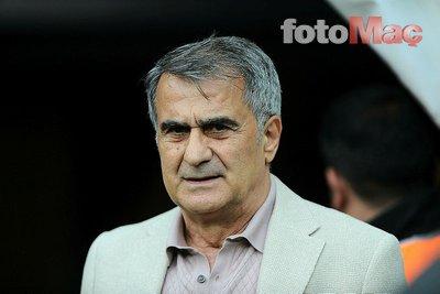 Şenol Güneş'ten derbi öncesi çarpıcı Galatasaray sözleri