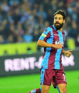 Olcay Şahan Süper Lig'de 200'üncü maçına çıkmaya hazırlanıyor