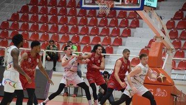 Aliağa Petkim-Gaziantep Basketbol: 67-66   MAÇ SONUCU (Basketbol Süper Ligi)