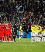 2018 Dünya Kupası sürprizlere sahne oldu