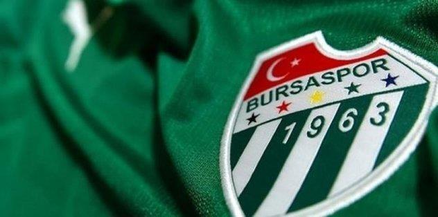 Bursaspor'dan TFF'nin kararına tepki!