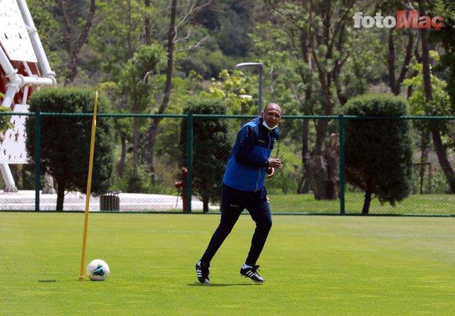 Mehmet Aurelio Fenerbahçe idmanında! İşte o görüntüler...