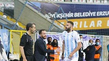 PFDK'den Mustafa Yumlu'ya 4 maç ceza