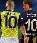 Max Kruse'den Alex paylaşımı!