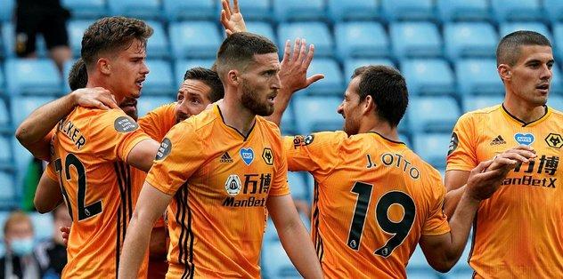 Aston Villa 0-1 Wolverhampton | MAÇ SONUCU | ÖZET - puan durumu -