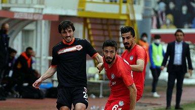 Tuzlaspor 3-2 Adanaspor   MAÇ SONUCU