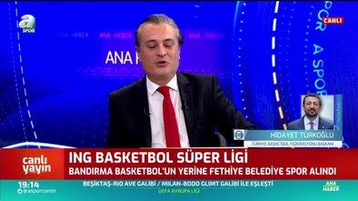 """Fethiye Belediyespor ING Basketbol Süper Ligi'nde"""