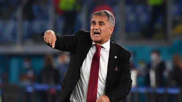 A Milli Takım teknik direktörü Şenol Güneş ve Çağlar Söyüncü'den İsviçre maçı öncesi açıklamalar