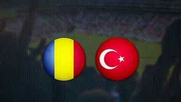 Romanya U18 - Türkiye U18 maçı saat kaçta? Hangi kanalda?