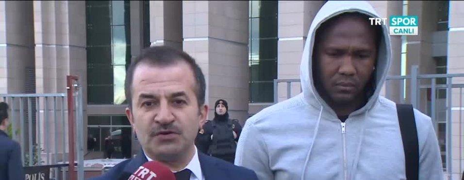 Trabzonsporlu futbolcu Rodallega'ya dolandırıcı şoku