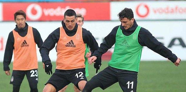 Beşiktaş Evkur Yeni Malatyaspor maçına hazırlanıyor