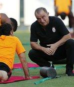 Galatasaray'da gözler eski öğrencide