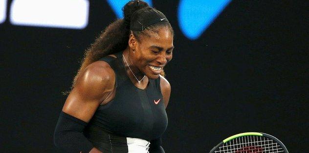 Serena Williams, Avustralya Açık ile kortlara dönüyor