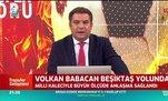 Volkan Babacan Beşiktaş'a doğru