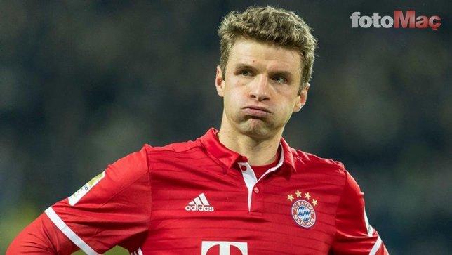 Bayern Münih antrenmanında yumruklar konuştu!
