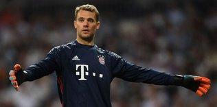 Manuel Neuer Beşiktaş maçında forma giyemeyecek