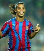 Ronaldinho'ya haciz şoku!