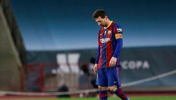Messi'nin Barça kariyerinde bir ilk! 753. maçında...