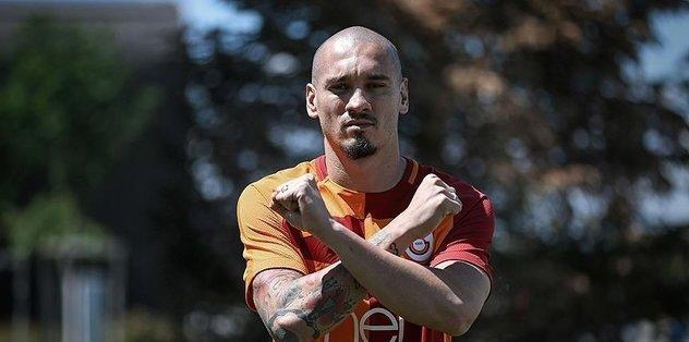 Maicon'dan Galatasaray'a veda mesajı - Futbol -