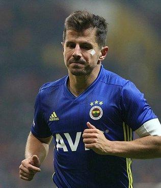 Fenerbahçe'de kaptan hazır kıta