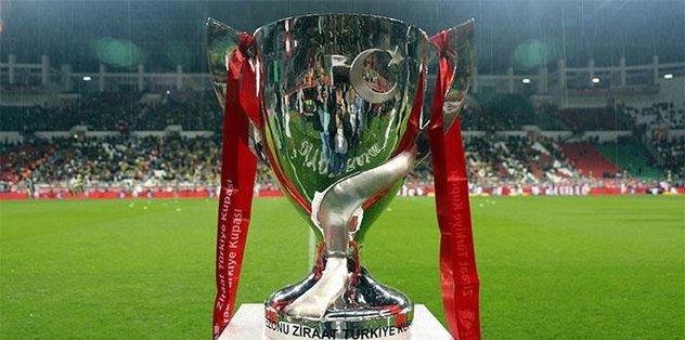 Ziraat Türkiye Kupası'nda nefesler tutuldu