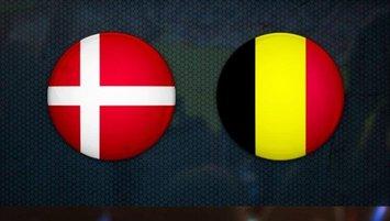 Danimarka-Belçika | CANLI