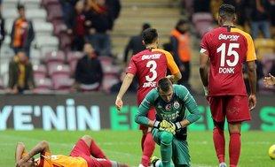 """Galatasaray bugün dibe vurdu"""