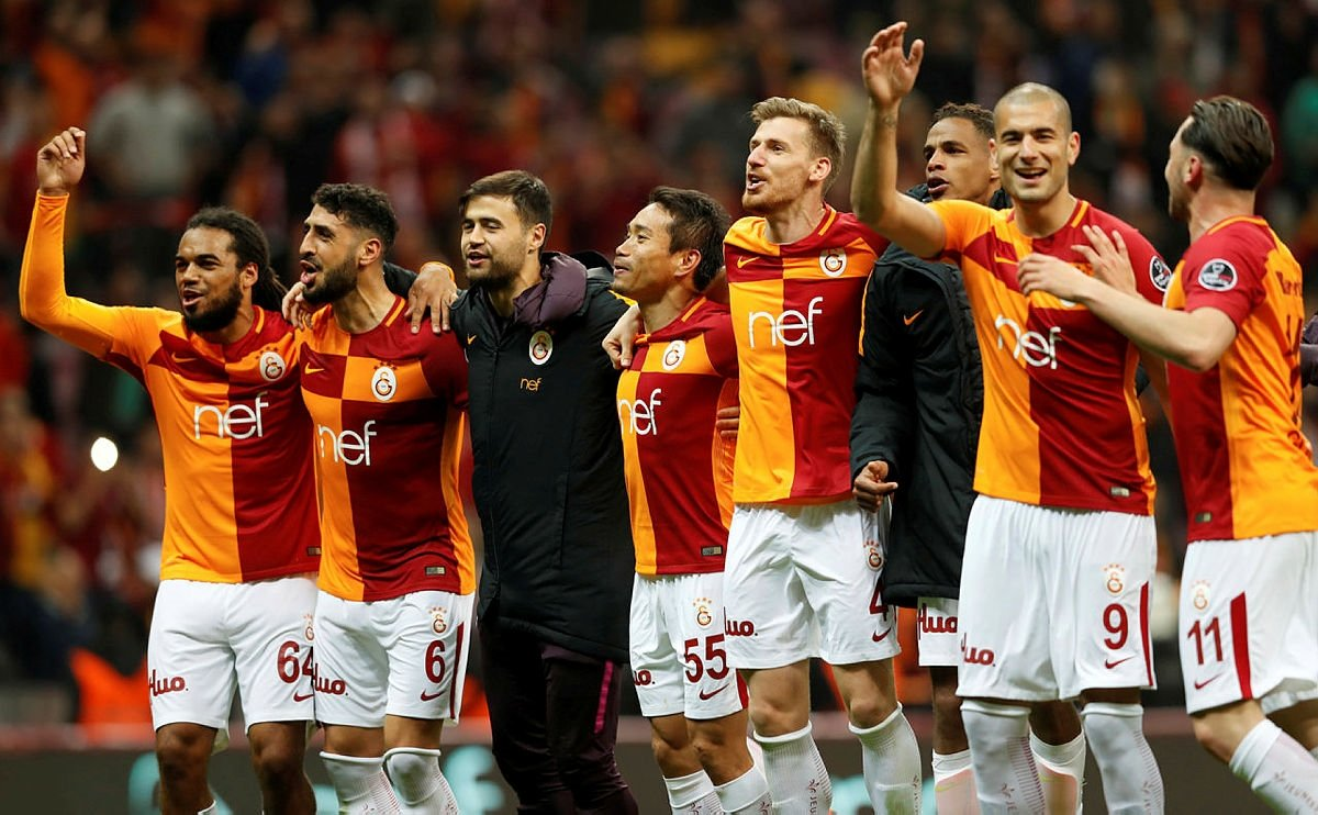 Galatasaray kazandı! Sosyal medya yıkıldı