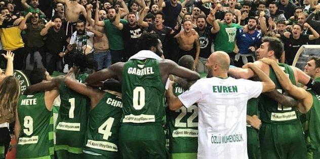 Bursaspor'un Pınar Karşıyaka maçına yoğun ilgi