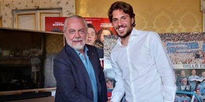 Napoli, Verdi'yi kadrosuna kattı