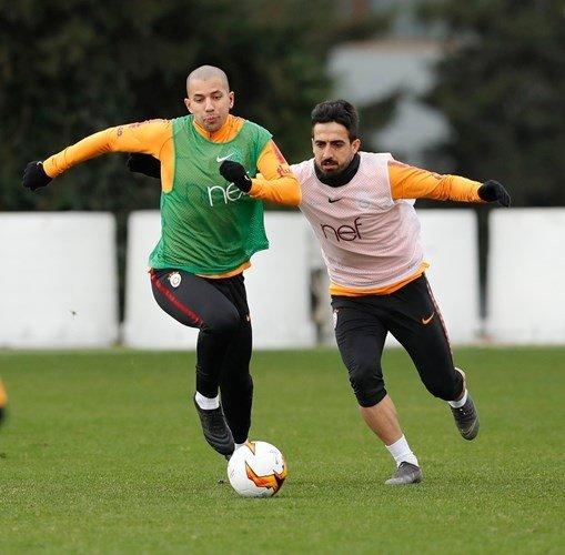 Galatasaray Avrupa mesaisine başladı