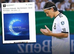 Spor dünyasında Ramazan mesajları