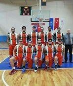 Büyükşehir Erkek Basketbol takımın'dan büyük başarı!