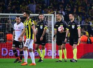 Fenerbahçeden Beşiktaşa suç duyurusu