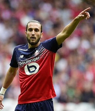 Trabzonspor'dan Lille takımına transfer olan Yusuf 11'de