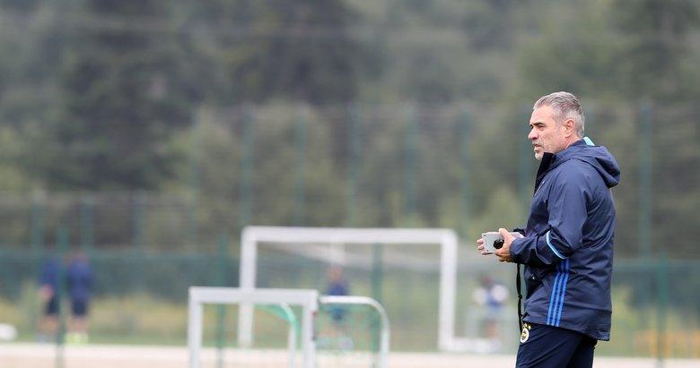 Fenerbahçe'de Ersun Yanal'dan Comolli'ye talimat! İki ismi istiyorum