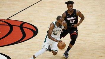 Milwaukee Bucks Miami Heat'i saf dışı bıraktı!