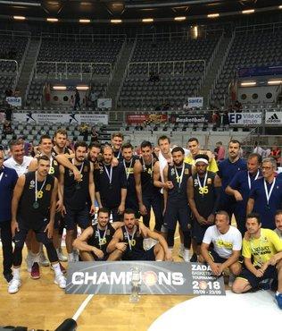 Fenerbahçe şampiyon!