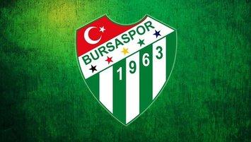 Bursaspor'dan Serdar Özkan'a cevap