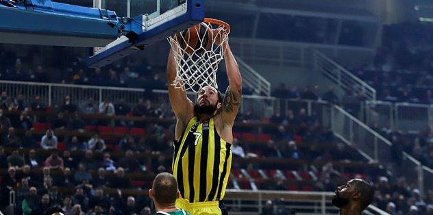 Fenerbahçe durdurulamıyor!