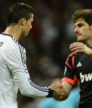 """Devler Ligi""nde Ronaldo ve Casillas'tan rekor"