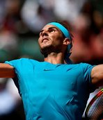 Fransa'da şovun adı Nadal
