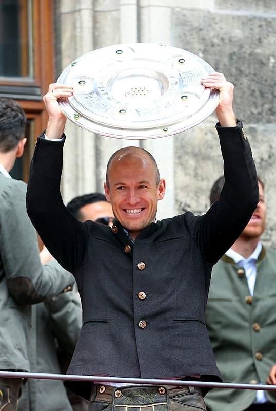 Şampiyonluk tamam sıra Robben'de