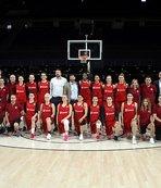 """""""Kadın basketbol takımımız herkesi yenebilecek güçte"""""""